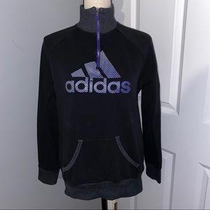 Adidas Quarter Zip Pullover